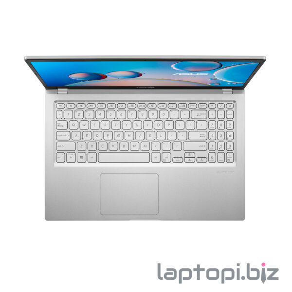 ASUS X515JA-WB513, 15.6″ FHD, Intel Core i5-1035G1, Bez OS-a, Srebreni