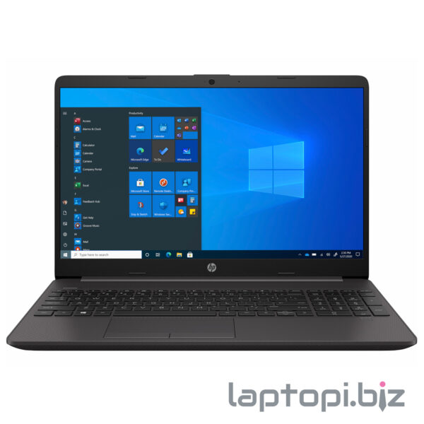 "HP 250 G8, 15.6"" HD, Intel Core i3-1005G1, Bez OS-a, Crni"